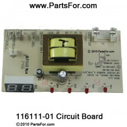 116111 01 116111 01 led ignition circuit board parts for desa heaters Reddy Kerosene Heater Parts at bakdesigns.co