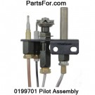 0199701 SIT LP Pilot Assembly LPG