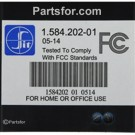 1.584.202-01 / 1584202 01 G-Fire Receiver by SIT @ PartsFor.com