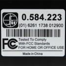0.584.523 ProFlame Receiver kit @ PartsFor.com