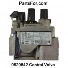 0820642 PROPANE 820 Nova SIT valve replaces 0.820.642 , J3833 and 103781-02