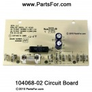104068-02 Ignition Control Circuit Board