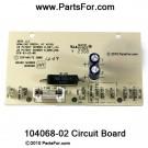 104068-02 Ignition Control Circuit Board