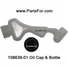108639-01 Remington oil bottle and cap kit part # 108639-01