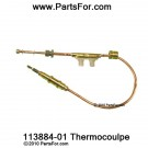 113884-01 Thermocouple