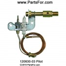 120630-03 ODS Pilot for ventfree heaters