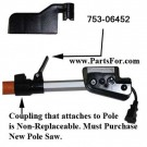 753-06452 Remington pole mtd latch lever kit @ www.PartsFor.com