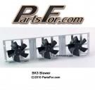BK3 Triple fan Manual Control Blower