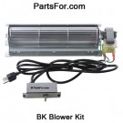BK Blower manual control variable speed fan kit