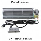 BKT Blower - thermostat control and variable speed