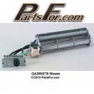GA3650TB / GA3650T Blower fan with thermostat control