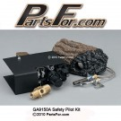GA9150A Safety Pilot Kit for vented gas logs - Remote Ready