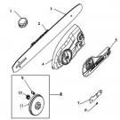 LD4018AW Remington Chainsaws Parts @ PartsFor.com