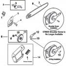 106890-01 Remington Polesaw Parts and Chain Saw Parts @ PartsFor.com