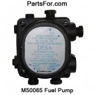 M50065 Reddy Heater Fuel pump for R350 & R600 heaters 098560-01