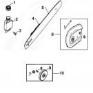 RM1630A / 41AZ55AG983 Remington Chainsaws Parts @ PartsFor.com
