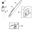 RM1630W / 41AZ55WG983 Remington Chainsaws Parts @ PartsFor.com