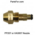 PP207 Nozzle Kit (HA3007)
