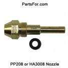 PP208 Nozzle Kit (HA3008)