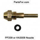PP209 Nozzle Kit (HA3009)
