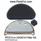 PP213 Filter Kit (HA3014)