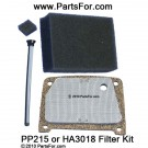 PP215 Filter Kit (HA3018)