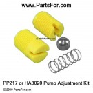 PP217 Pump Adjustment Kit (HA3020)