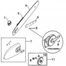 RM1632A / 41AZ55FG983 Remington Chainsaws Parts @ PartsFor.com