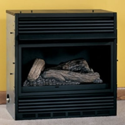 CGCFTP Ventfree Fireplace