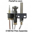 0199702 SIT NG Pilot Assembly Natural Gas