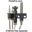 0199702 SIT NG Pilot Assembly Natural Gas