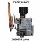 SIT 630 gas valve model 0630504