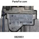 0820651 LP gas valve LPG 0.820.651 Millivolt contol valve