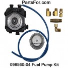 098560-04 Master heater fuel pump kit for B350 & B600 heaters