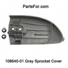108640-01 gray sprocket cover kit Remington