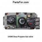 14390 Desa Propane Gas valve SIT Nova 820 @ PartsFor.com