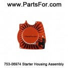 753-06974  Recoil Starter Housing Assembly w/ Pull Cord