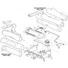 CCL3924P Comfort Glow ventfree gas log parts for Desa @ PartsFor.com