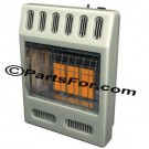 GWRP16A Glowarm ventfree heater parts @ PartsFor.com