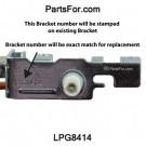 LPG 8414 Propane (LP) ODS Pilot - replaces 103778-01, PP225, J3830